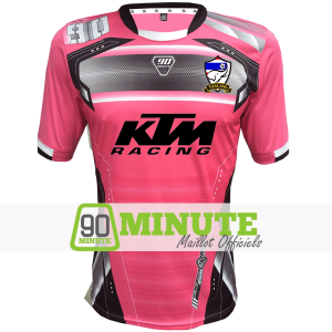 90 Minute Jersey MM5 Pink 2018