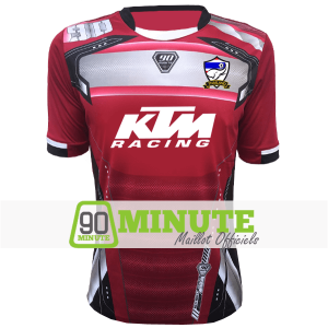 90 Minute Jersey MM5 Red 2018