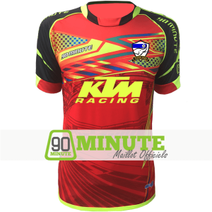 90 Minute Jersey Red MM4