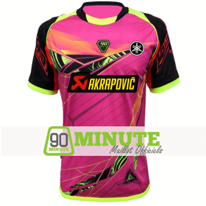 90 Minute Jersey MM4 Pink 2019