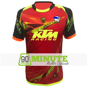 90 Minute Jersey MM4 Red 2019
