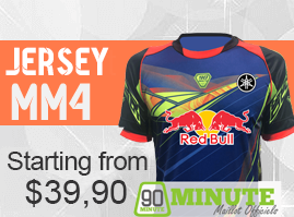 Jersey 90 Minute MM4 2019