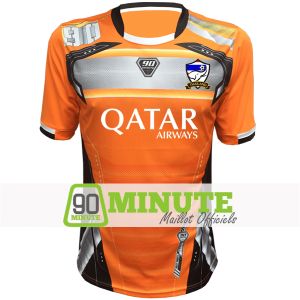 Maillot 90 Minute Orange MM5