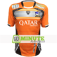 Maillot 90 Minute Orange MM5 Enfant