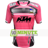 Maillot 90 Minute Rose MM5