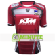 Maillot 90 Minute Bordeau MM5