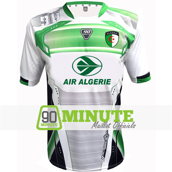 Maillot 90 Minute Algerie MM5