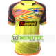 Maillot 90 Minute Jaune MM4 Enfant