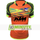 Maillot 90 Minute Orange
