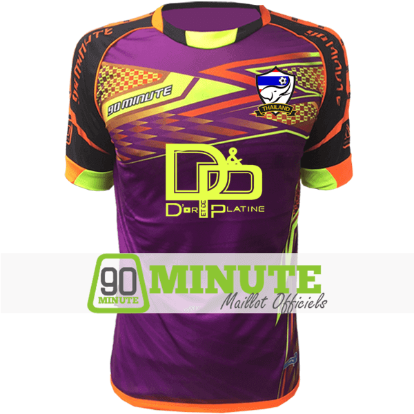 Maillot 90 Minute Violet MM4 Enfant