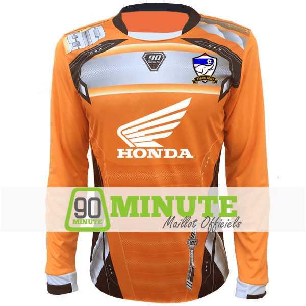 Maillot 90 Minute Orange Manches Longues MM5