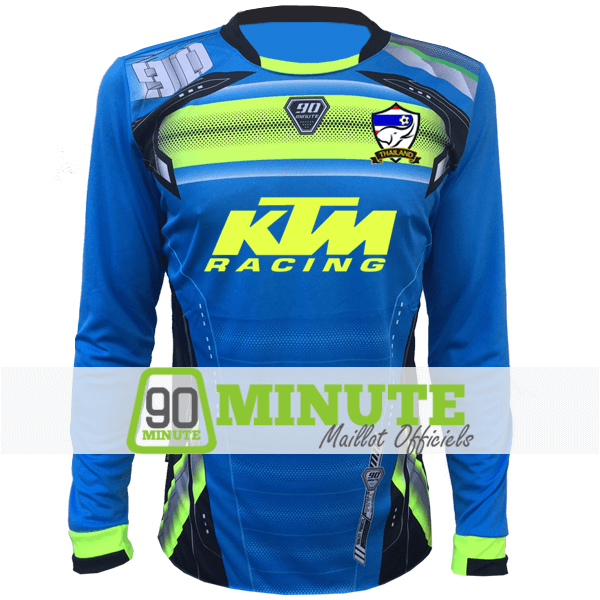Maillot 90 Minute Sky Manches Longues MM5