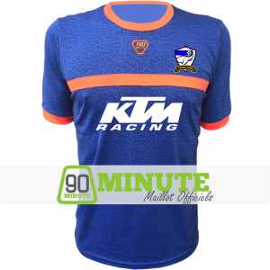 Maillot 90 Minute MM6 bleu