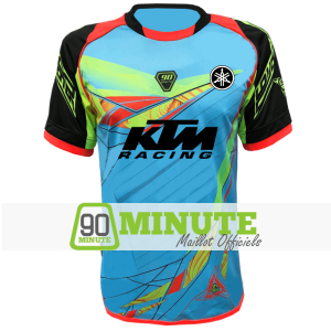 Maillot 90 Minute MM8 Sky