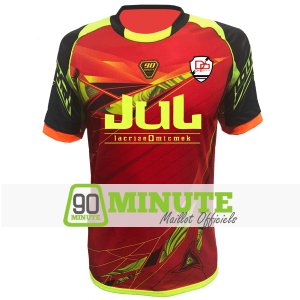 Maillot 90 Minute MM4 Rouge 2018