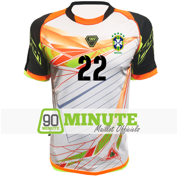 Maillot 90 Minute MM4 Bresil 2018