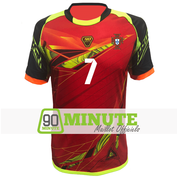 Maillot 90 Minute MM4 Portugal 2018