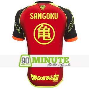 Maillot 90 Minute MM4 Sangoku 2018