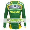 Maillot 90 Minute Vert Manches Longues MM5