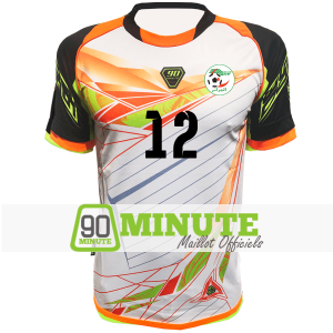 Maillot 90 Minute MM4 Algerie 2018