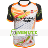 Maillot 90 Minute MM4 Tunisie WC 2018