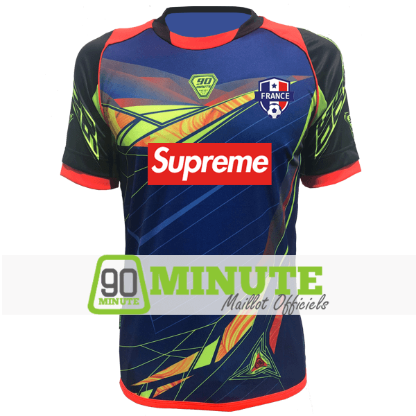 Maillot 90 Minute MM4 France 2018