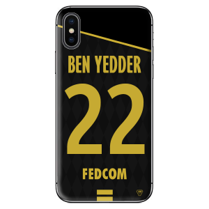 Coque Football Monaco Third 2019-20