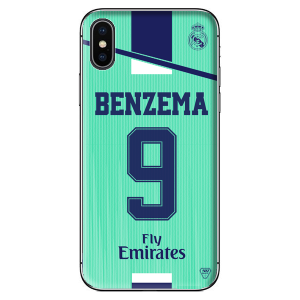 Coque Football Real Madrid Third 2019-20