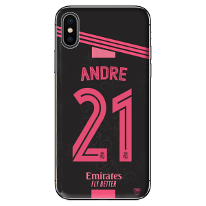 Coque Real Madrid Third 2020-21